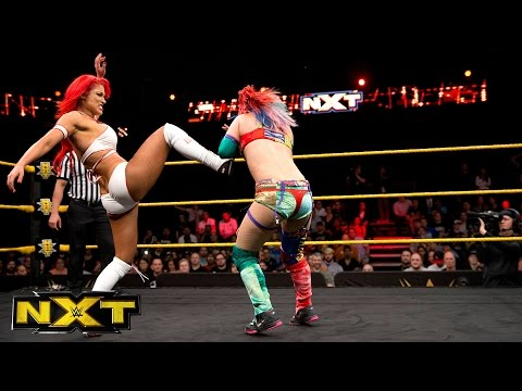 Asuka vs. Eva Marie:  WWE NXT, April 27, 2016