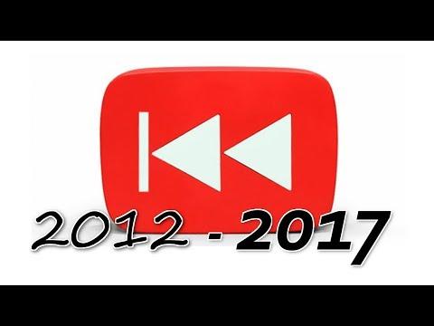 "Rewind ""Rewind YouTube"" 2012 - 2017   Compilation (Includes 2013 Original Version)"