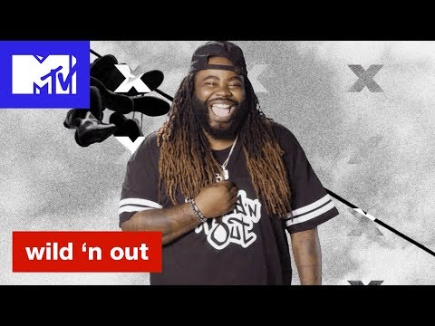 Darren Brand Is Basically Idris Alba's Twin '60 Second Interview' | Wild 'N Out | MTV
