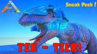 ARK Update: Titanosaurus, Allosaurus, Giga Armor, Tek & More