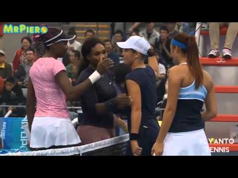 Serena Williams Top 7 Racket Smashes