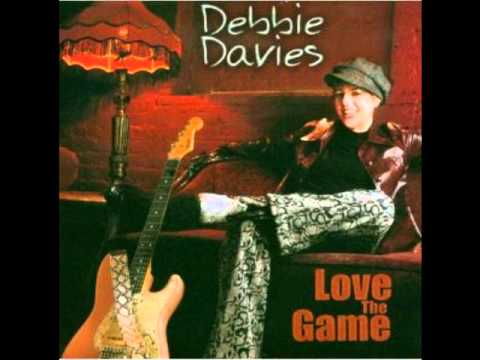 Debbie Davies-I Can't Live Like This No More