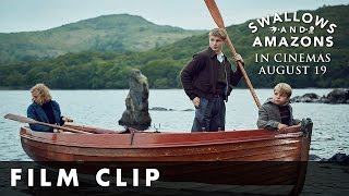 Swallows & Amazons – Here's To Swallow Clip – Out now on DVD, Blu-ray and Digital | StudiocanalUK