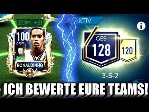 128er TEAM + PRIME ICON !! 😱🔥 FIFA MOBILE 19