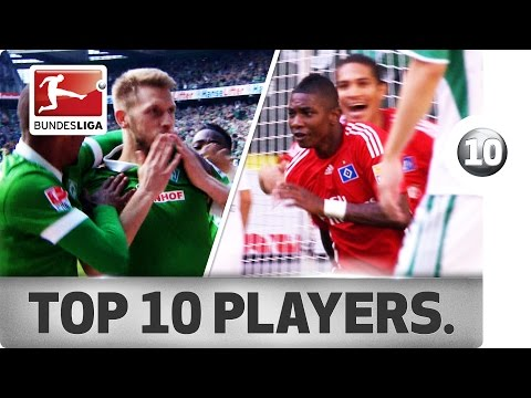Hamburg vs. Bremen: Top 10 Players to Feature for Both Clubs