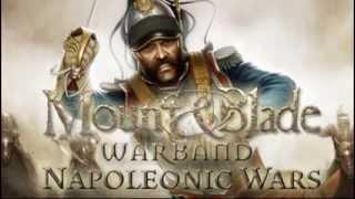 Mount & Blade Napoleonic Wars - Tchaikovsky overture 1812
