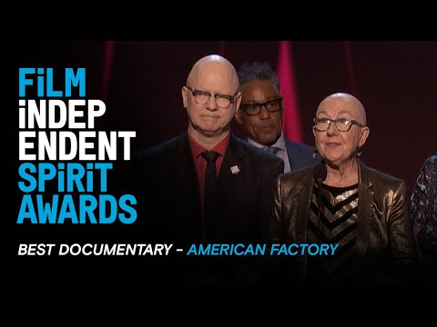AMERICAN FACTORY Wins BEST DOCUMENTARY At The 35th Film Independent Spirit Awards
