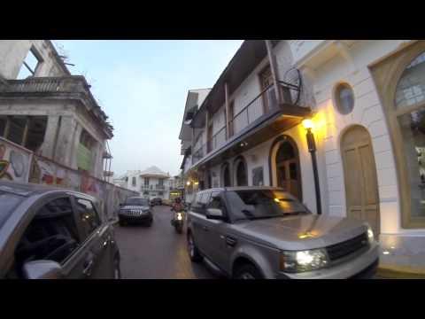 Casco Viejo, Panama City.