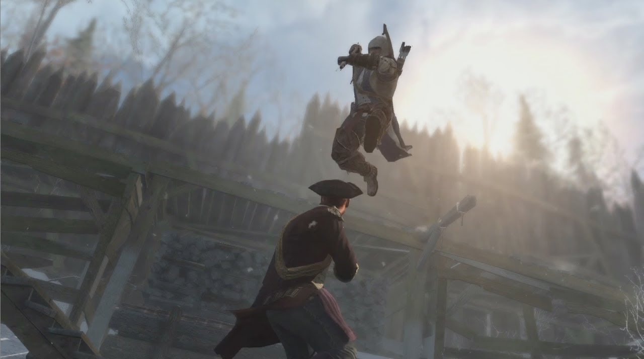 Ubisoft Shows Off Assassin S Creed Iii Gameplay Demo At E3