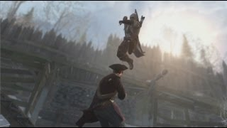 e3 frontier gameplay demo   assassin s creed 3 north america