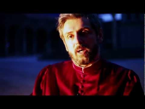 Borgia Diaries: Dejan Cukic - 'Guiliano Della Rovere' Interview