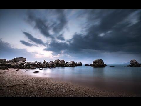 China. Hainan. Sanya bay   HD 720p