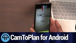 CamToPlan for Android