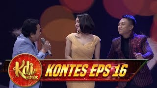 WOW! KDI Kedatangan Mansyur S Yg Duet Bareng Joko & Wika Salim - Kontes KDI Eps 16 (27/8)