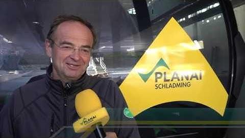 Die neue 10er Gondelbahn Planai - Die Eröffnung