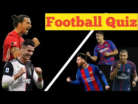 Soccer Trivia Ll Football Quiz Ll Top 20 GK Questions About The Football With Answer