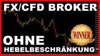FOREX/CFD BROKER OHNE HEBELBESCHRÄNKUNG -- TRADING VERBOT