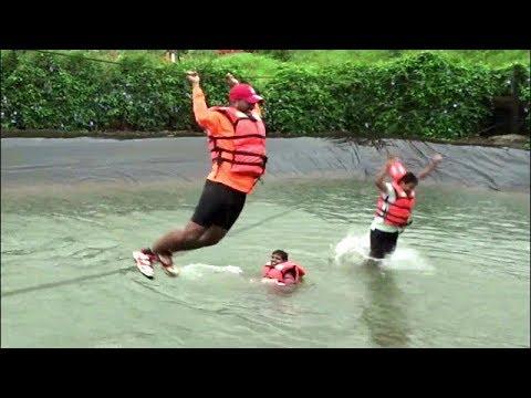 Adventure trip: Camp Water's edge| Vlog#23 DJTR