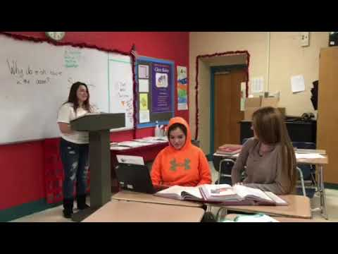 Point Pleasant High School: Fall 2017 HEROs Challenge Submission