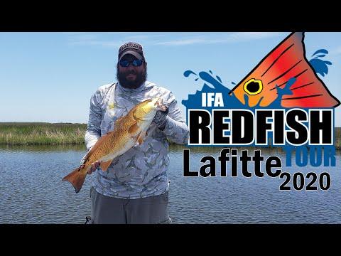 RedFish Tournament Scouting - IFA Redfish 2020