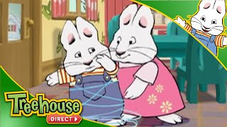 Max & Ruby: Max's Snow Day / Max's Snow Bunny / Max's Mix Up - Ep.35