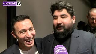 Mustafa Sandal'ın 'Hayvan' benzetmesi Eypio'yu şoke etti! Video