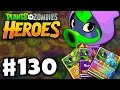 Green Shadow STRATEGY DECKS! - Plants vs. Zombies: Heroes - Gameplay Walkthrough Part 130