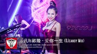乐凡Vs祁隆 - 爱你一生 (DJcandy Mix) | Le fan Vs qi long - Ai ni yi sheng