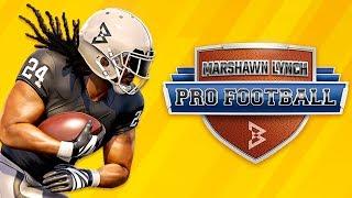Marshawn Lynch Pro Football 19