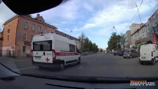 Автопрогулка по Пскову