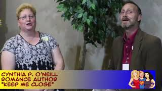 vuclip Keep Me Close to Steamy Romance Author Cynthia P O'Neill: an interview on the Hangin With Web Show