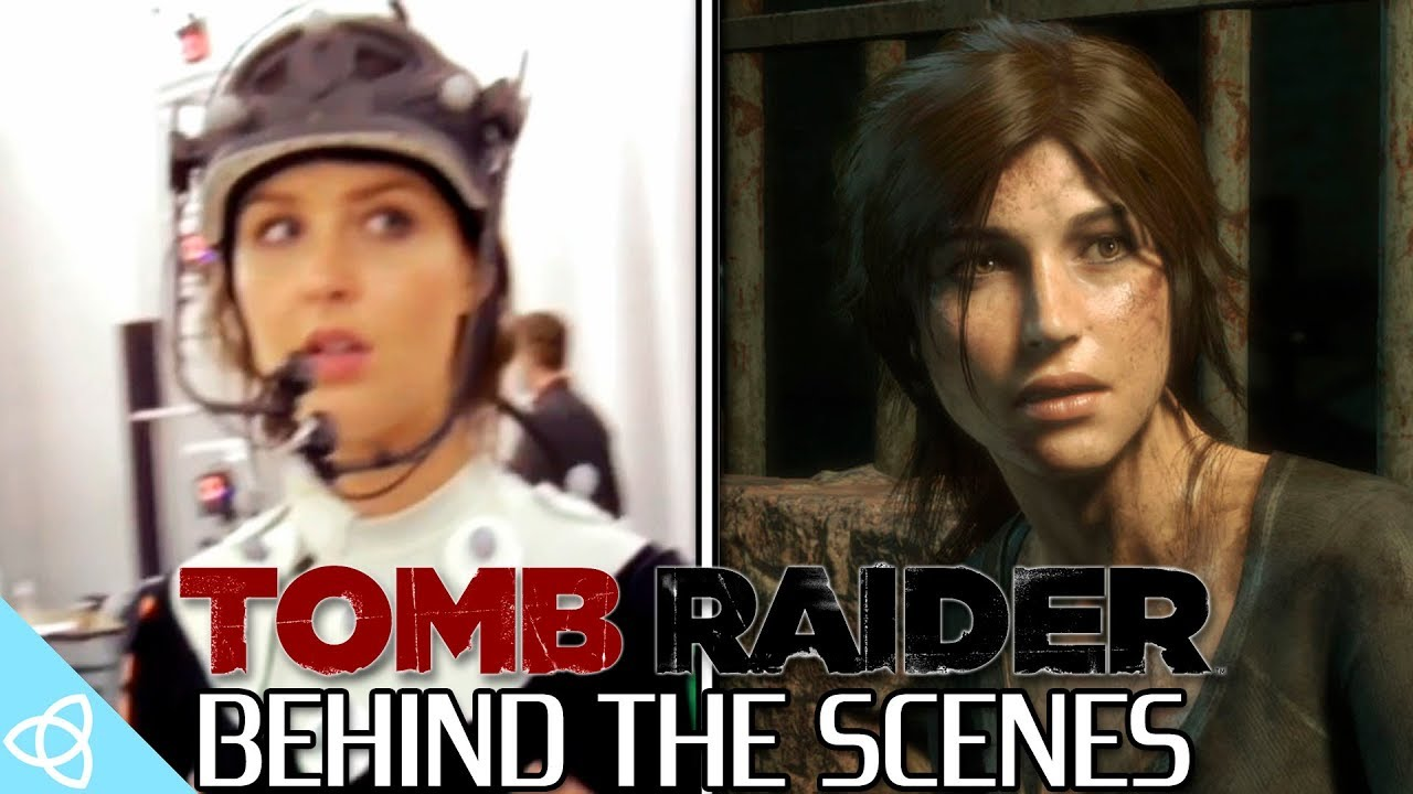 Behind The Scenes Tomb Raider 2013 Rise Of The Tomb Raider
