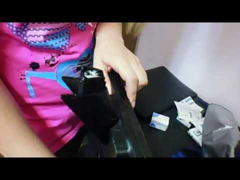 как снять ножку с монитора LG