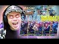 FULL TEAM YOUTUBER S.A.B.E.R SKIN EPIC AUTO MANIAC!!! - Mobile Legends Indonesia #79