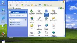 Cài đặt IIS (Web server) trên hệ điều hành Windows XP