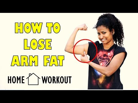 How To Lose Arm Fat At Home Fast