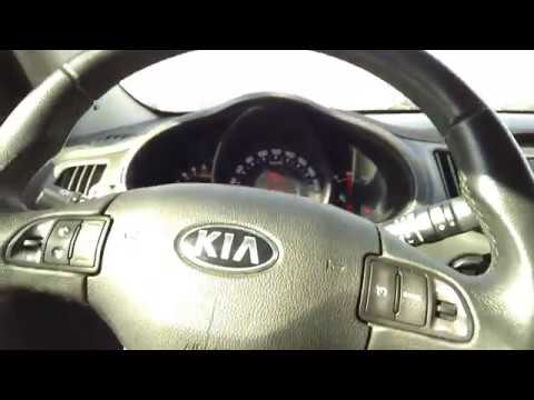 Kia Sportage 4WD diesel (Киа Спортейдж 4х4 дизель), 2013 год
