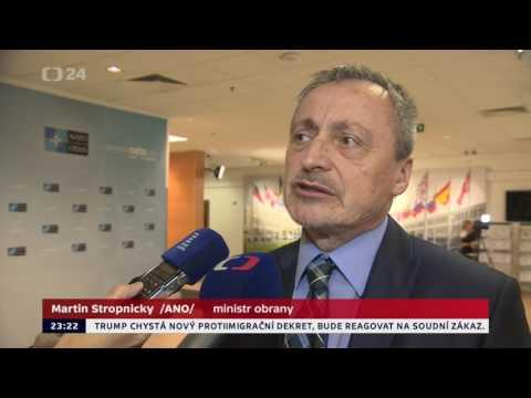 Ministr Stropnický ztrácí paměť nebo sprostě lže o alternativách k NATO