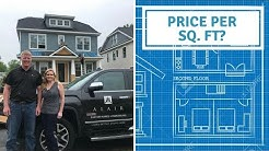 New Construction Questions | Ep. 2: What Will The Price Per Sq. Feet Be?