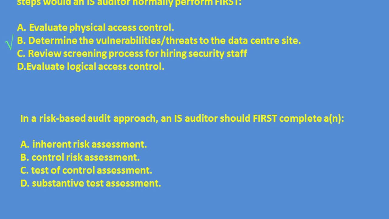 Steps Of Risk Assessment Youtube Review your risk assessment and update if necessary. steps of risk assessment youtube