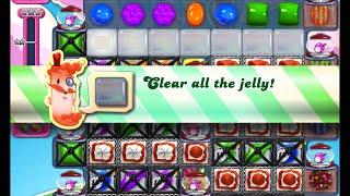Candy Crush Saga Level 990 walkthrough (no boosters)