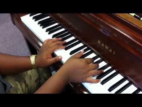 Lil Wayne - IANAHB Piano Tutorial
