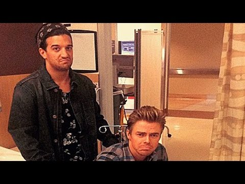 Derek Hough Injured, Spends 'Long Night' In ER! Will He Return to 'DWTS'?
