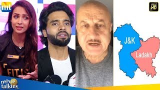 Bollywood Actors React On Nullify Article 370 In The State Of Jammu And Kashmir