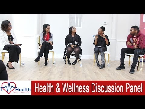 Health & wellness Discussion Panel