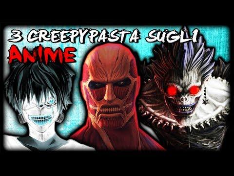 3 Creepypasta su Death Note ▪ Attack on Titan ▪ Tokyo Ghoul