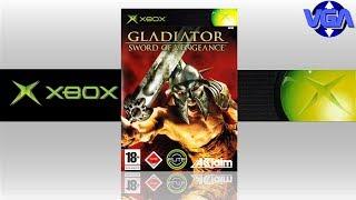 Gladiator Sword of Vengeance Gameplay Xbox ( 2003 )