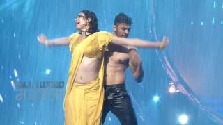Hot Karishma Tanna Rain Dance