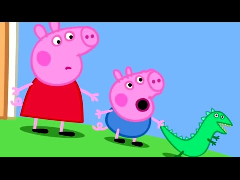 Peppa Pig English Episodes | George's Playgroup Fun! Peppa Pig Official