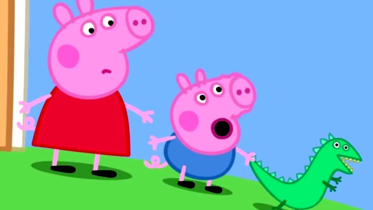 Peppa Pig Official Channel | Peppa Pig and George Pig's Playgroup Fun!